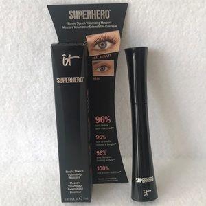 NIB IT Cosmetics Superhero Volumizing Mascara